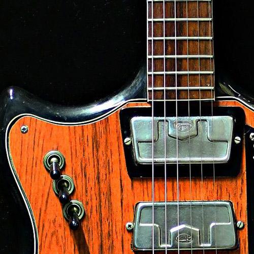 i mondi di carta   Electric guitars