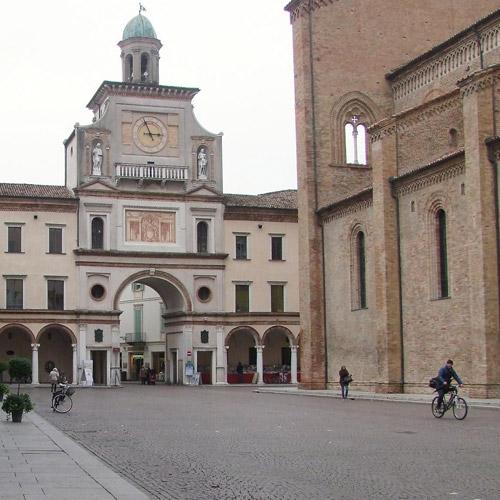 """Piazza Duomo – Spazio """"Zaninelli"""""""