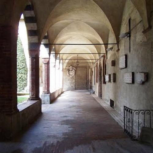 Chiostri del Sant'Agostino