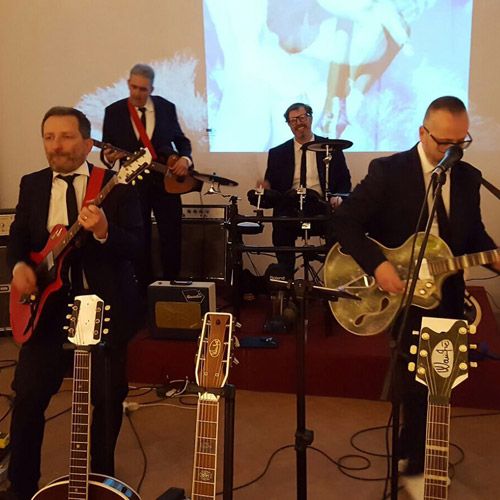 i mondi di carta | New Concept Live Band