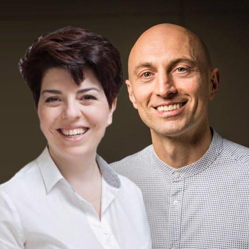 i mondi di carta | Silvia Mecca e Angelo Cattaneo – YOGA DELLA RISATA